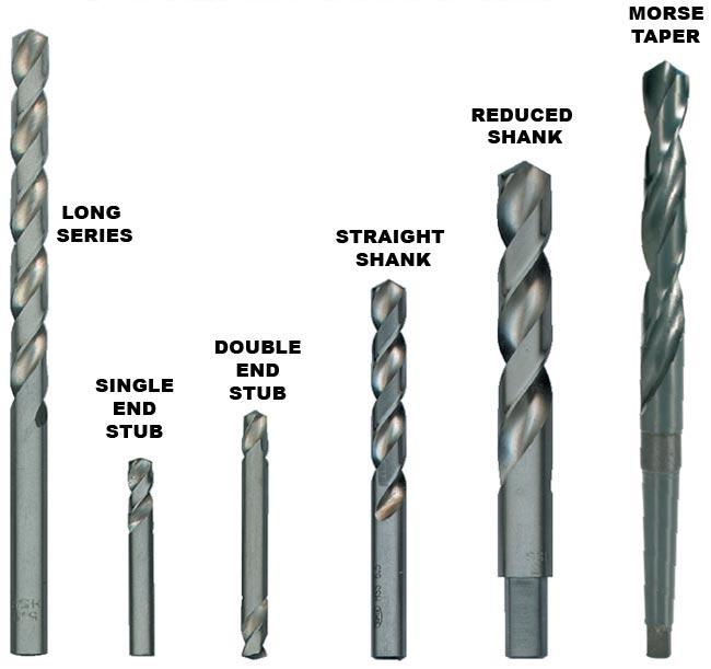 high-speed-steel-drills